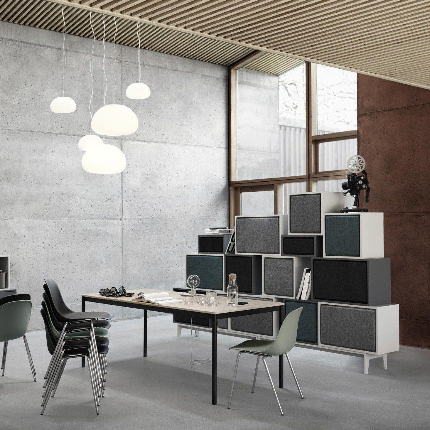 muuto stacked panneau acoustique l ambientedirect. Black Bedroom Furniture Sets. Home Design Ideas