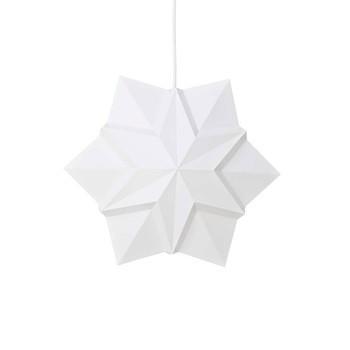Le Klint - Le Klint Star Pendelleuchte M - weiß/Ø 43cm