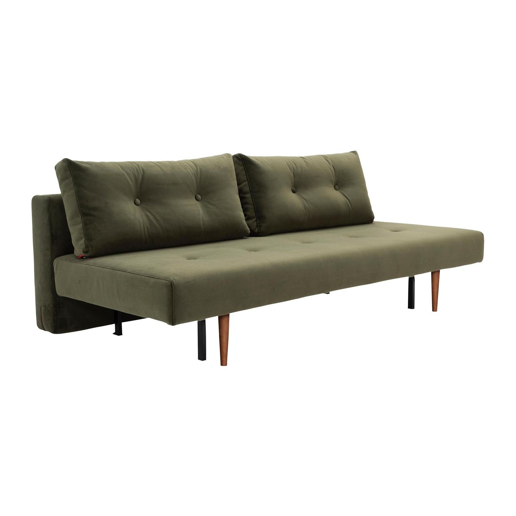 Innovation Recast Plus Sofa Bed Velvet