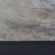 Kurth - Q2 Fellteppich mit Lederrand