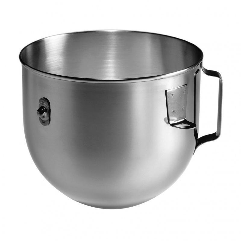 kitchenaid kitchenaid heavy duty bowl k5asb stainless steelbrushed48 ltr - Kitchenaid Kuchenmaschine Rot