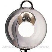 Artemide - Miconos Tavolo Ersatzglas - chrom/Metall/Glas/Ø 60cm/Einzelstück - nur einmal verfügbar!