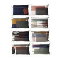 ferm LIVING - Colour Block Cushion 60x40cm