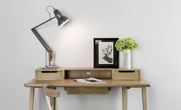 Anglepoise Original-1227-Schreibtischleuchte