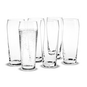 Holmegaard - Set de 6 verres à eau Perfection 45cl