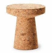 Vitra - Cork Family Beistelltisch/Hocker - kork/Modell C
