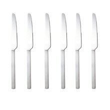 Alessi - Dry Table Knife Set Of 6