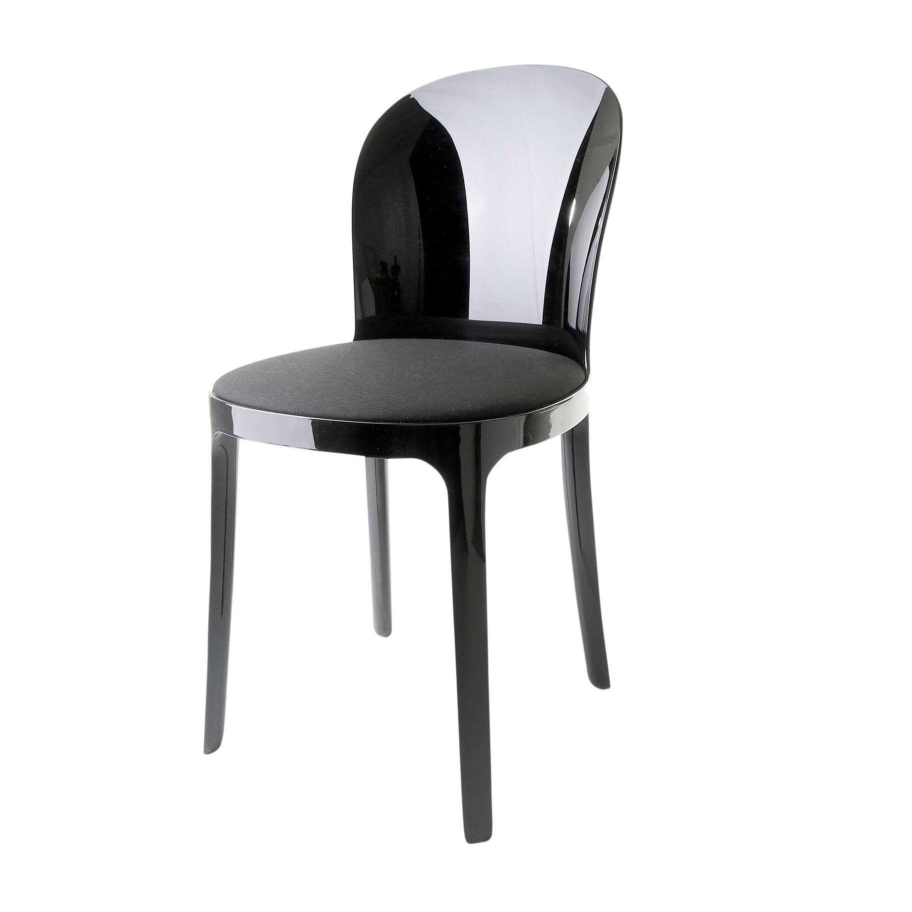 . Vanity Chair Black