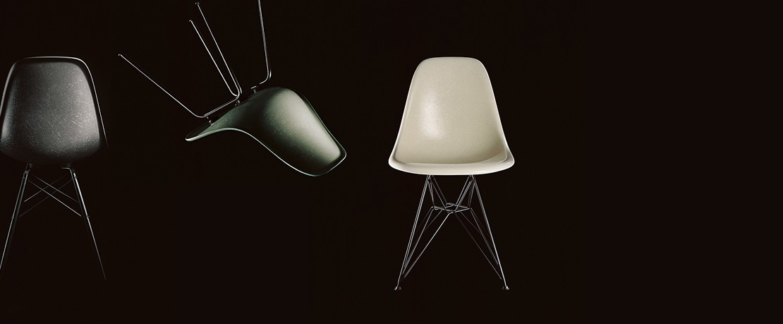 FiberglassChair Vitra Presenter
