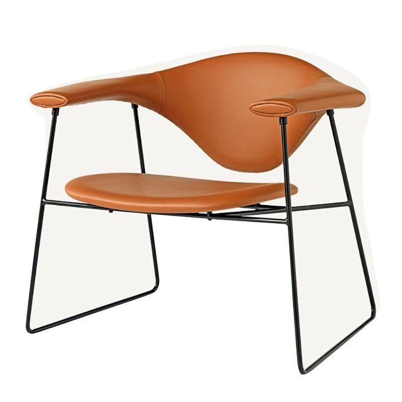 Gubi Masculo Lounge Chair Gubi Ambientedirect Com