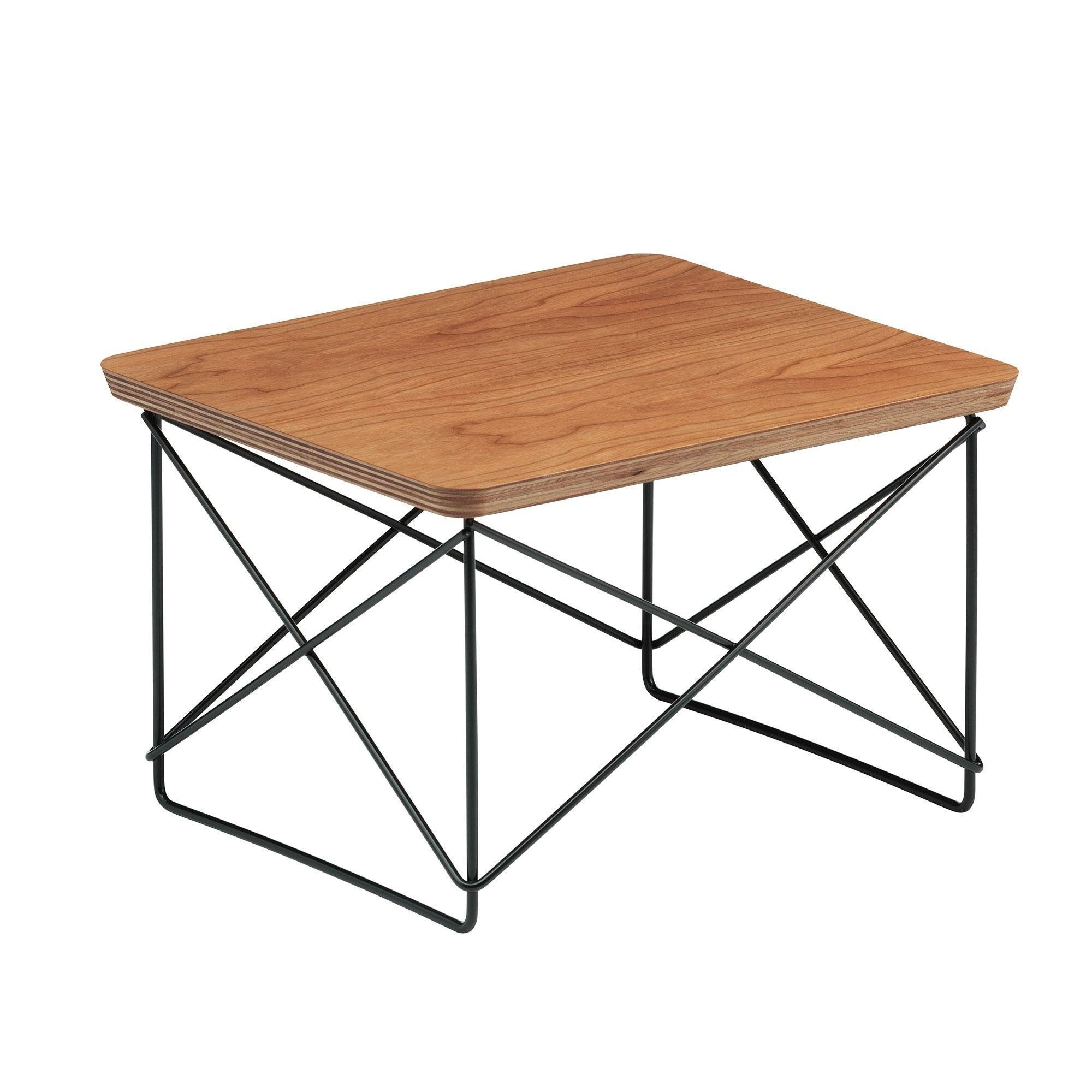 Vitra Occasional Table LTR Basic Dark Side Table AmbienteDirect - Natural cherry side table