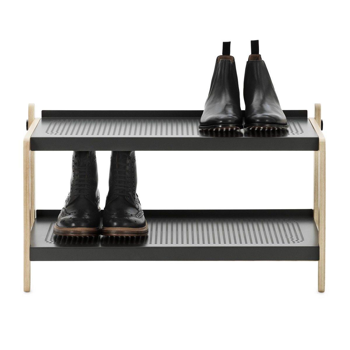 sko shoe rack normann copenhagen. Black Bedroom Furniture Sets. Home Design Ideas