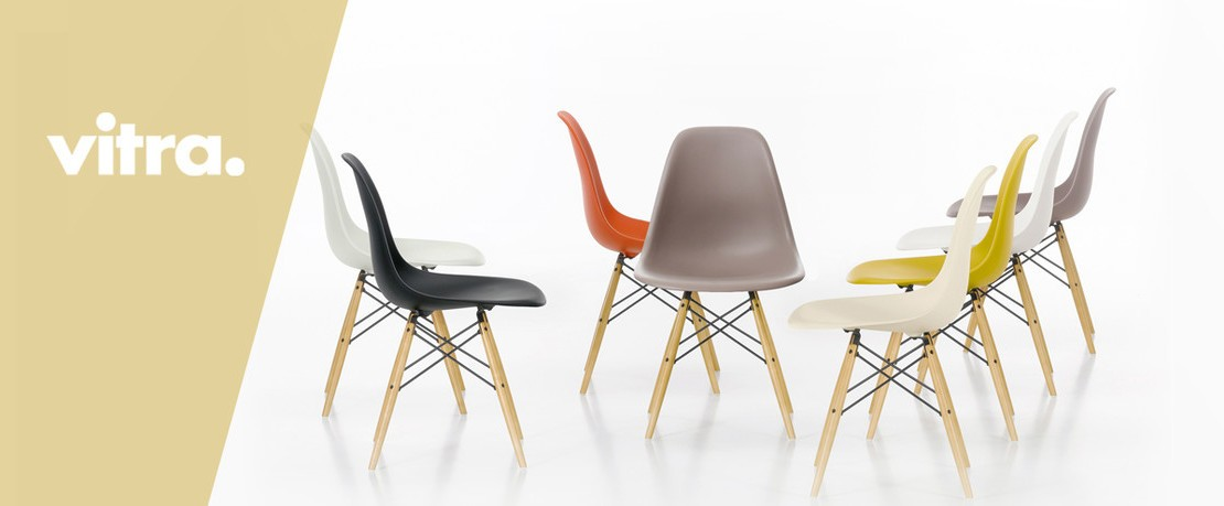 Designspecial Eames Plastic Armchair DSW