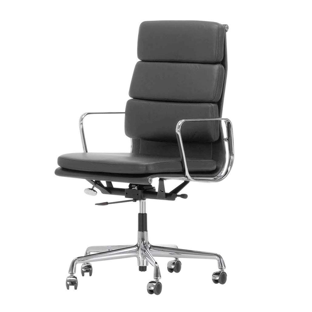 Bürostuhl Eames ea 219 pad eames alu chair bürostuhl vitra ambientedirect com