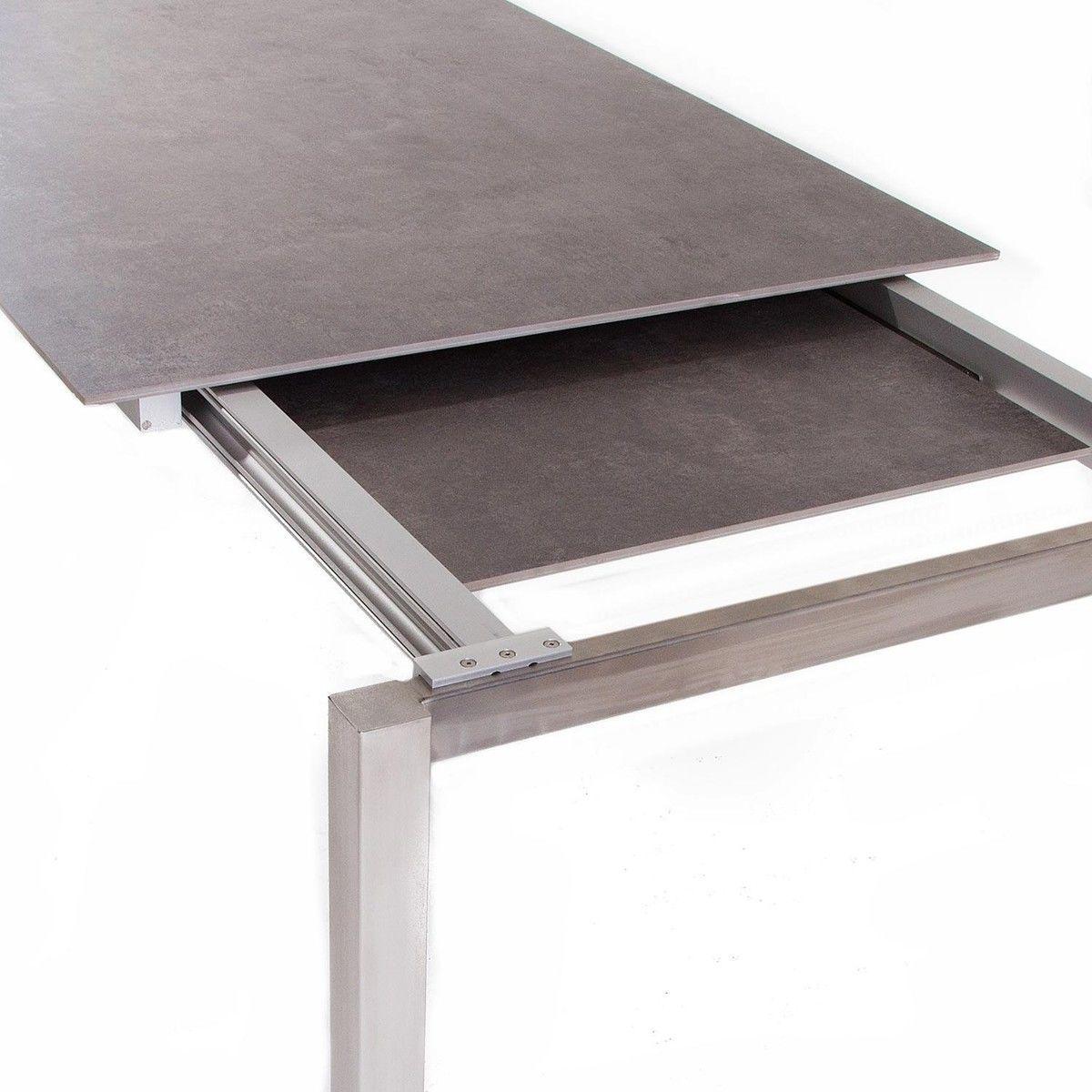 Gartentisch ausziehbar  Lux Excell Keramik-Gartentisch ausziehbar | Jan Kurtz ...