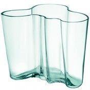 iittala - Alvar Aalto Vase 160mm - wassergrün
