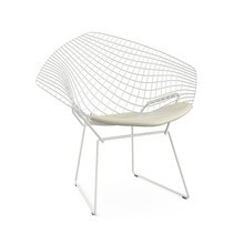 Knoll International - Bertoia Diamond Outdoor Armchair