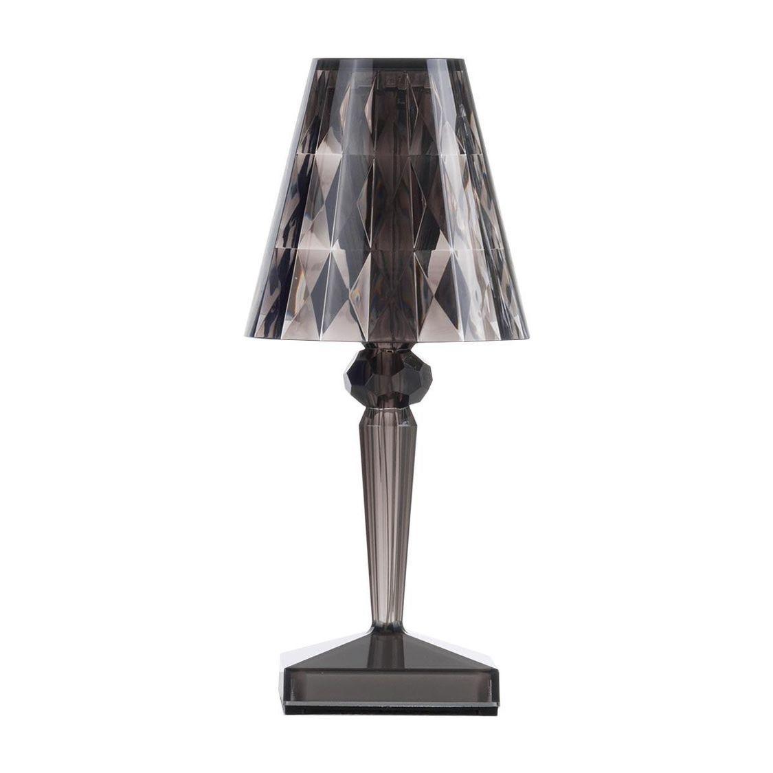 battery led lampe de table sans fil kartell. Black Bedroom Furniture Sets. Home Design Ideas