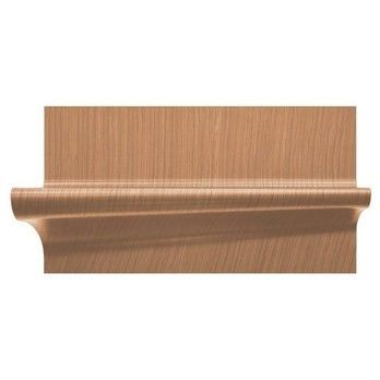 Jan Kurtz - beBoard Wall Shelf 57x70x28/38cm - oak/real wood veneer/plywood corpus