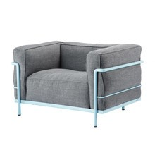 Cassina - Le Corbusier LC3 Armchair Cassina