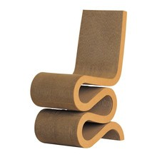 Vitra - Wiggle Side Chair - Chaise