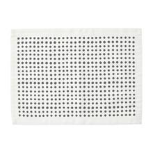 Design House Stockholm - Set de 6 sets de table pointillé 50x37cm