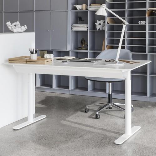 Montana - HiLow 2 Schreibtisch 90x180cm