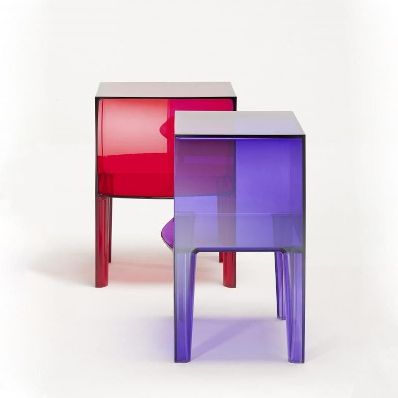 Small ghost buster table de nuit kartell - Petite table de nuit ...