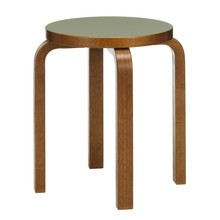 Artek - E60 Stool Stained Base