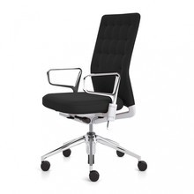 Vitra - ID Trim Office Chair With Ring Armrests