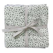 ferm LIVING - Muslin Squares Cloth Diaper Set of 3