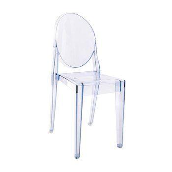 kartell victoria ghost chair ambientedirect
