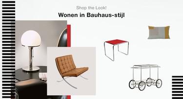 Bauhaus Look Stoelen.Bauhaus Shop The Look Ambientedirect