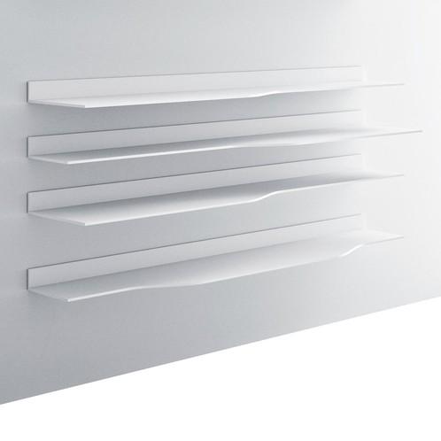 MDF Italia - Easy Wave Wandregal 180cm Breite