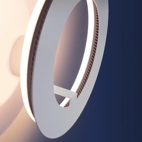 Radius - Absolut Circle LED-Wand-/Deckenleuchte