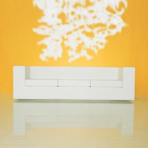 Zanotta - Throw-Away 3-Sitzer Sofa