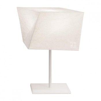 Artemide - IN-EI Hakofugu Micro Stelo LED-Tischleuchte - weiß/470 lm/inkl. Leuchtmittel/Leuchtmittelfarbe warmweiß 2700K/Nur noch wenige im Bestand!