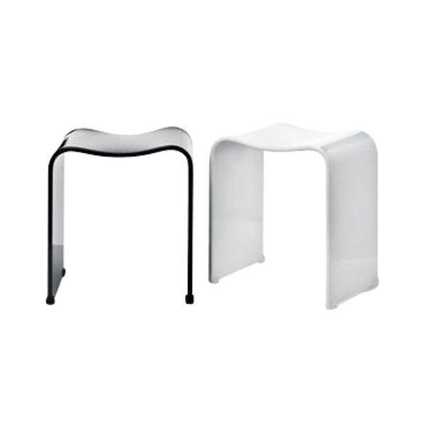 dw 80 badhocker decor walther. Black Bedroom Furniture Sets. Home Design Ideas
