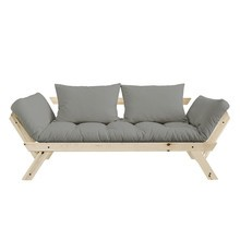 Karup - Bebop Sofa Bed Clear Laquered Pine Base