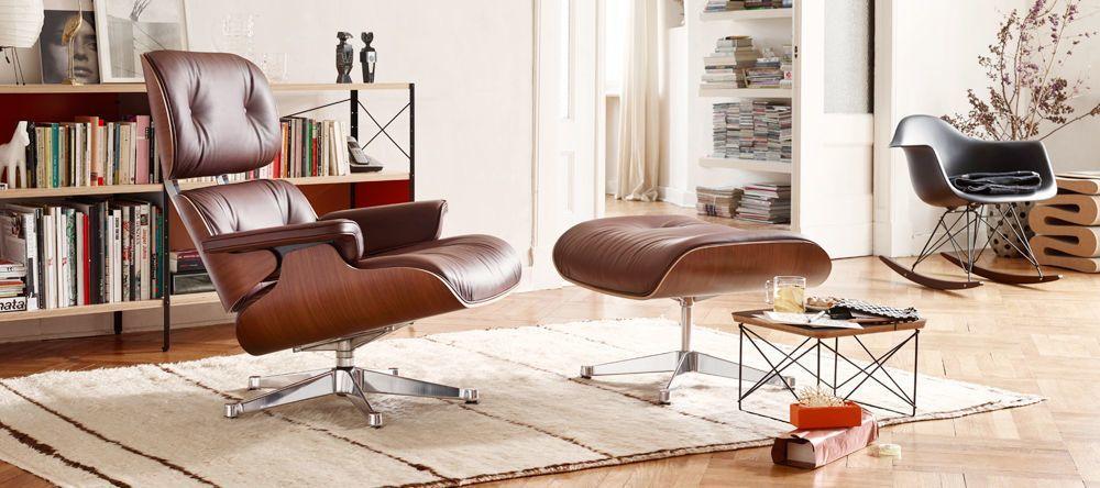 Hersteller Vitra Eames-Lounge-Chair RAR
