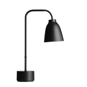 Lightyears - Caravaggio™ Read Tischleuchte - schwarz/matt