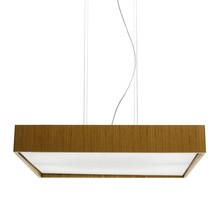 B.LUX - Suspension LED Quadrat S120x120