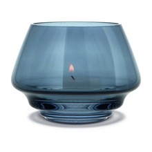 Holmegaard - Flow Tealight Candle Holder Ø10cm
