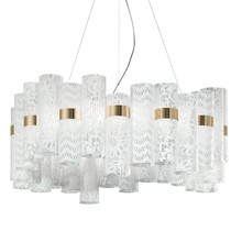 Slamp - La Lollo LED Suspension Lamp L