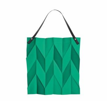 iittala - Iittala X Issey Miyake Tasche 42 x 43cm - smaragd