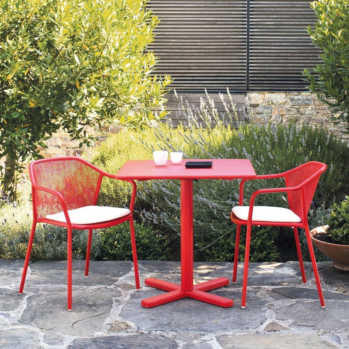 Gallery of emu darwin ensemble de jardin with meuble emu - Mobilier de jardin anglais nice ...