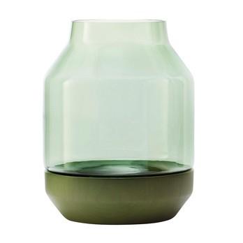 Muuto - Muuto Elevated Vase - grün