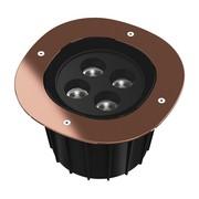 Flos - A-Round 240 LED Außenbodenleuchte 10°
