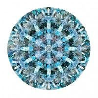 Moooi Carpets - Crystal Ice Carpet Round