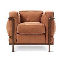 - Le Corbusier LC2 Sessel